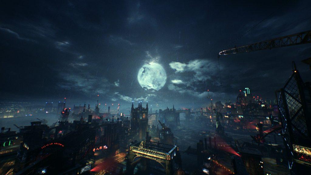 скриншот из игры Batman: Arkham Knight