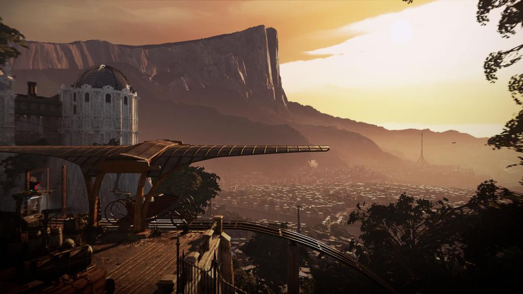 скриншот из игры dishonored 2