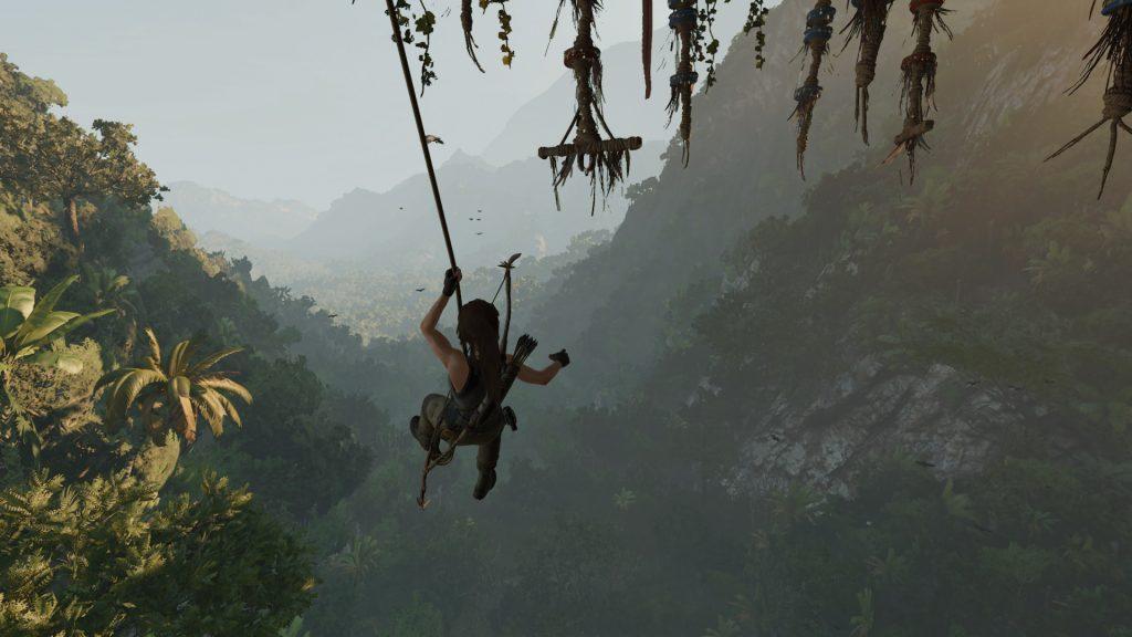 скриншот из игры shadow of the tomb raider