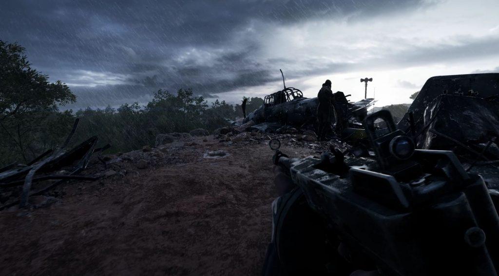 скриншот из игры battlefield 5