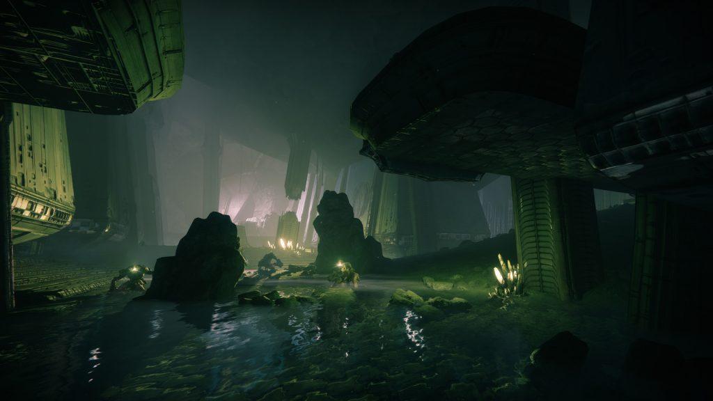 скриншот из игры destiny 2