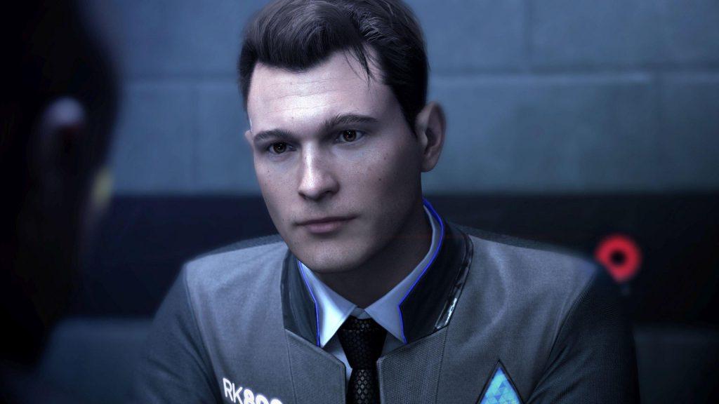 скриншот из компьютерной игры detroit become human