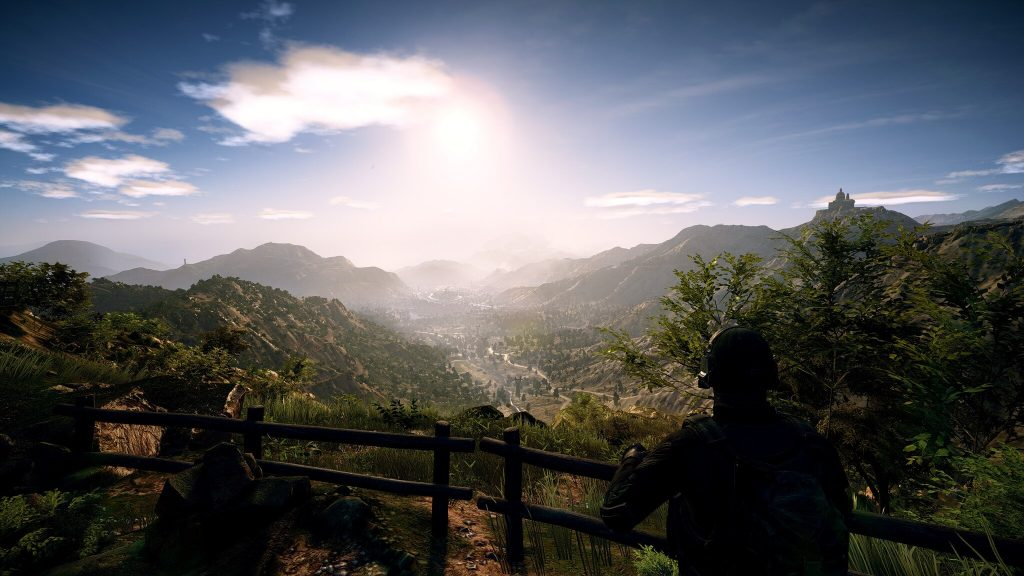 скриншот из игры ghost recon wildlands