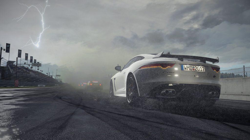 скриншот из компьютерной игры project cars 2