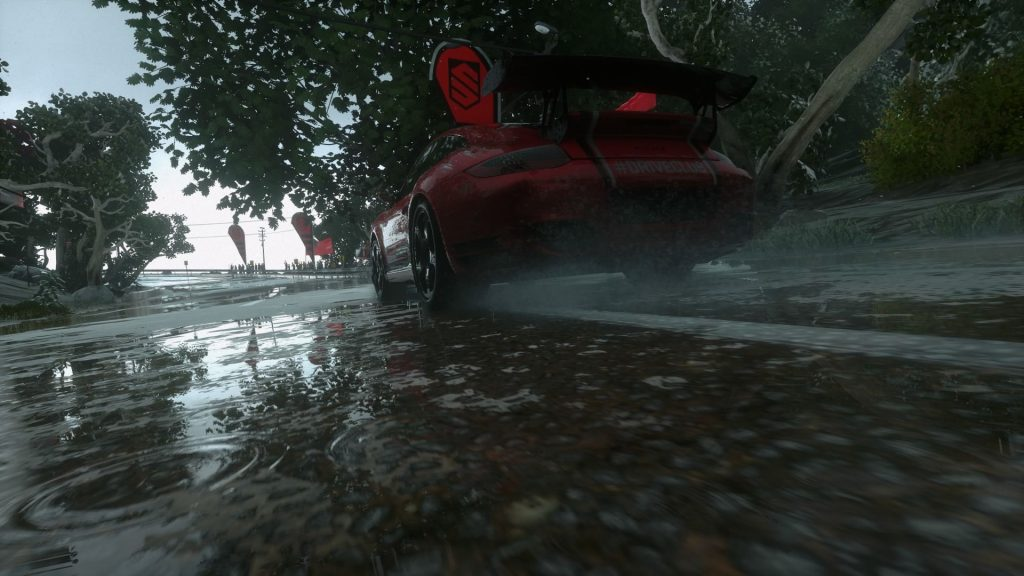 скриншот из driveclub