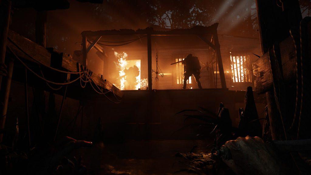 скриншот из игры Hunt Showdown