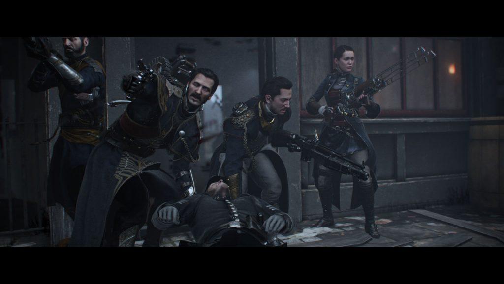 the order 1886 скриншот
