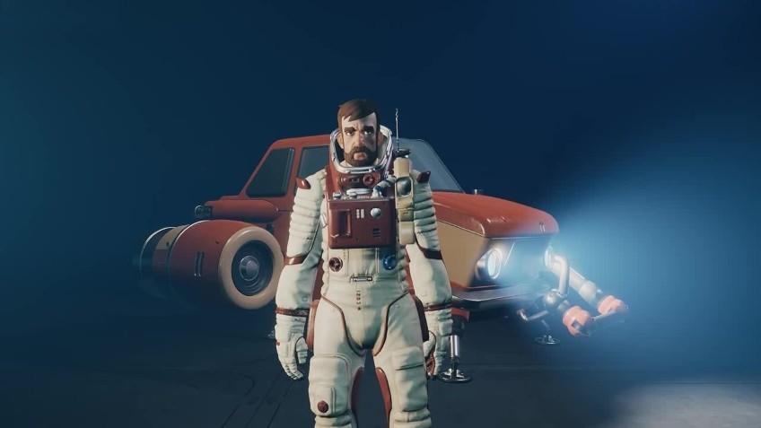 скриншот игры Breathedge