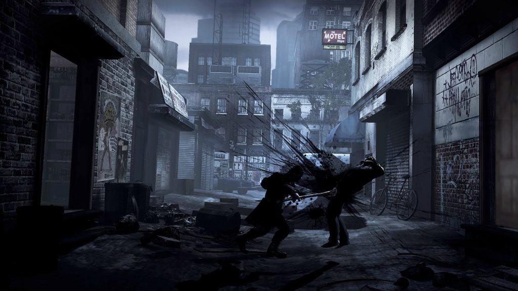 скриншот из игры Deadlight