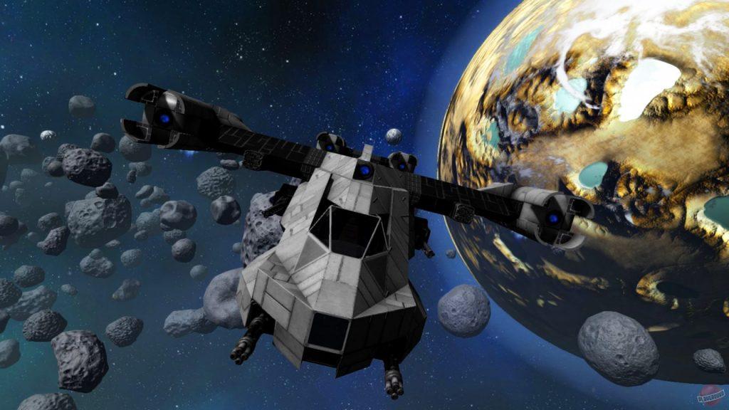 скриншот из игры Empyrion - Galactic Survival