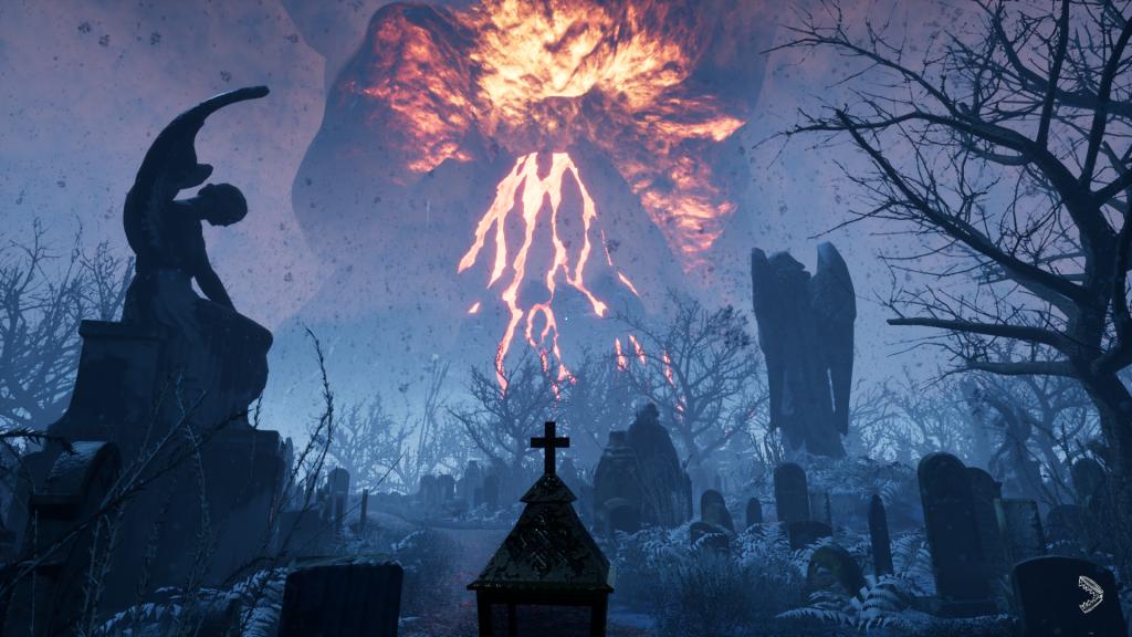 скриншот из игры gray dawn