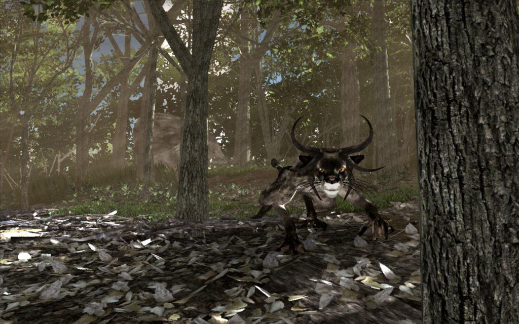 скриншот из игры Miasmata