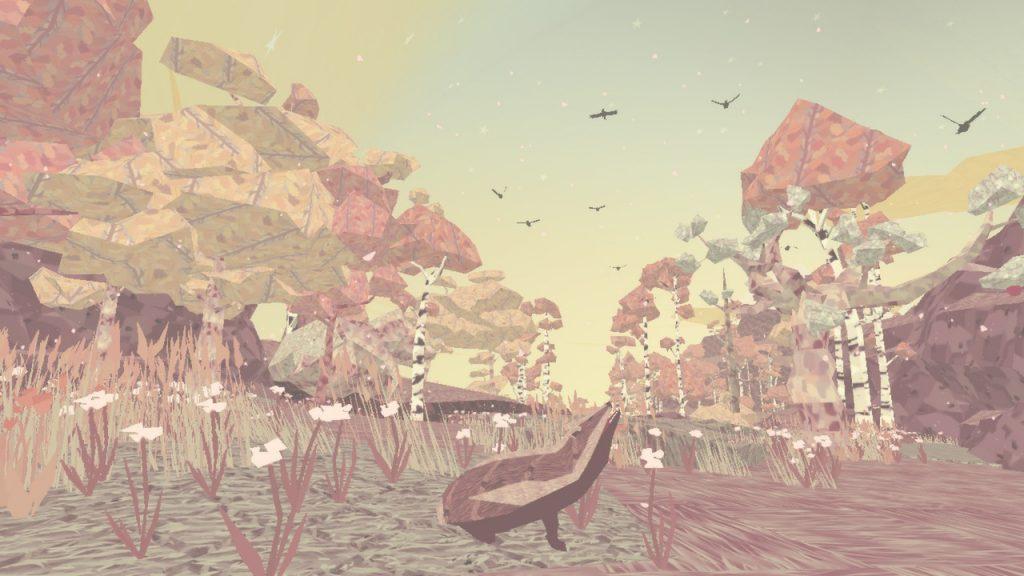 скриншот из игры Shelter