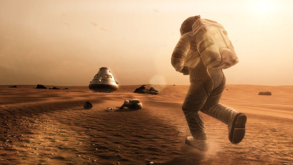 скриншот из игры Take On Mars