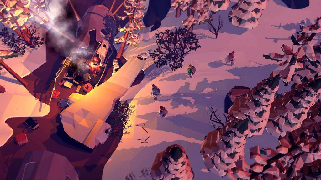 скриншот из игры The Wild Eight