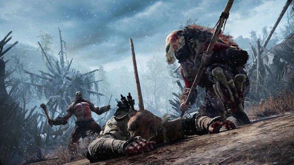 скриншот из игры far cry primal