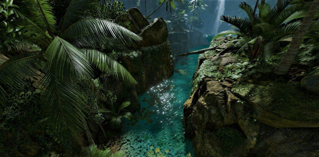 скриншот из игры green hell