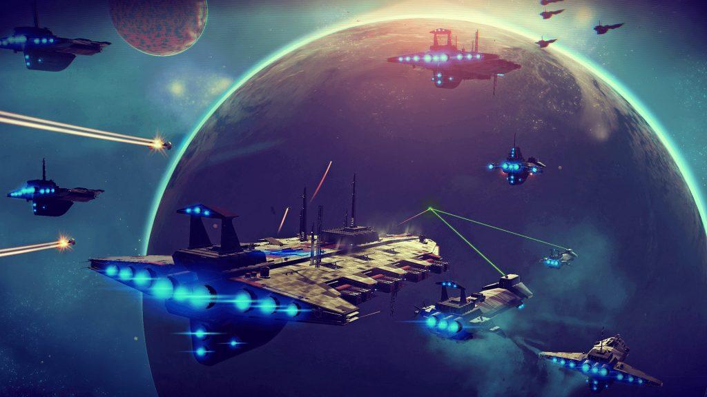 скриншот из игры no mans sky