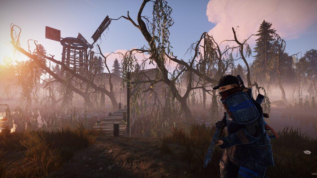 скриншот из игры rust