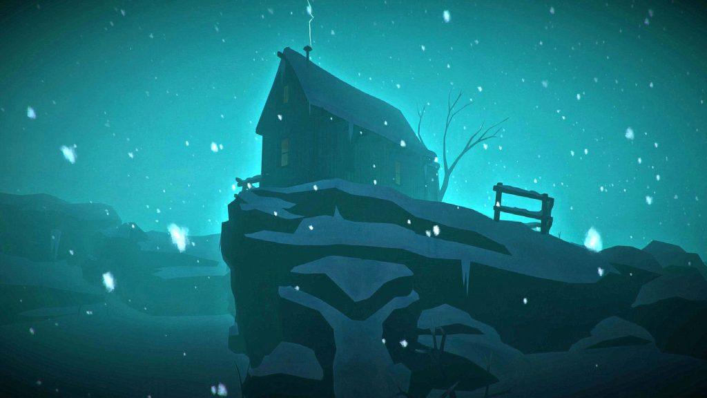 скриншот из игры the long dark
