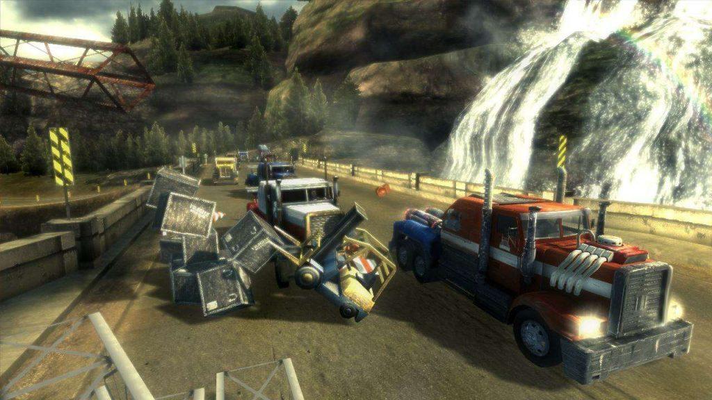 скриншот из игры Sledgehammer