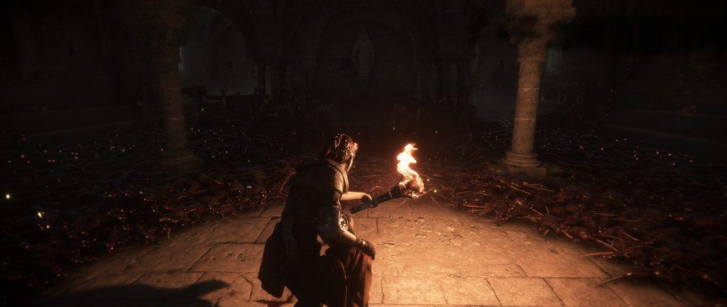 скриншот из игрыa plaguetale
