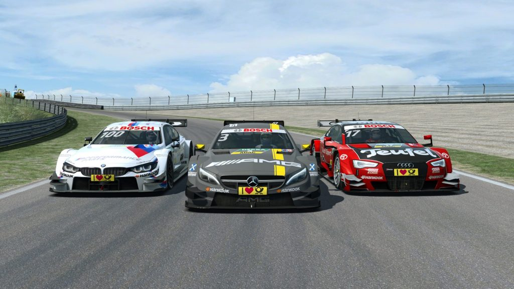 скриншот из игры RaceRoom Racing Experience