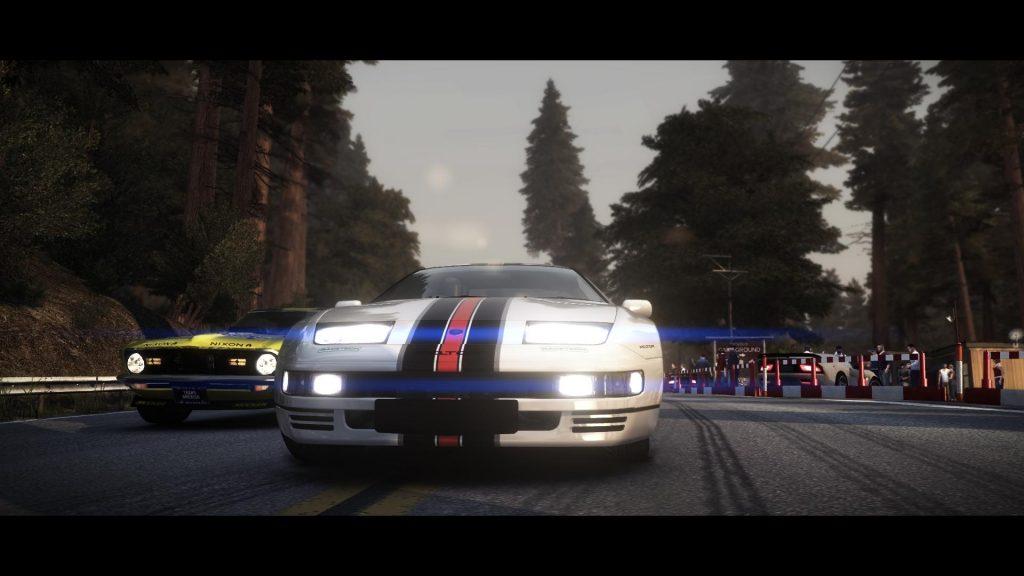 Скриншот из игры grid 2