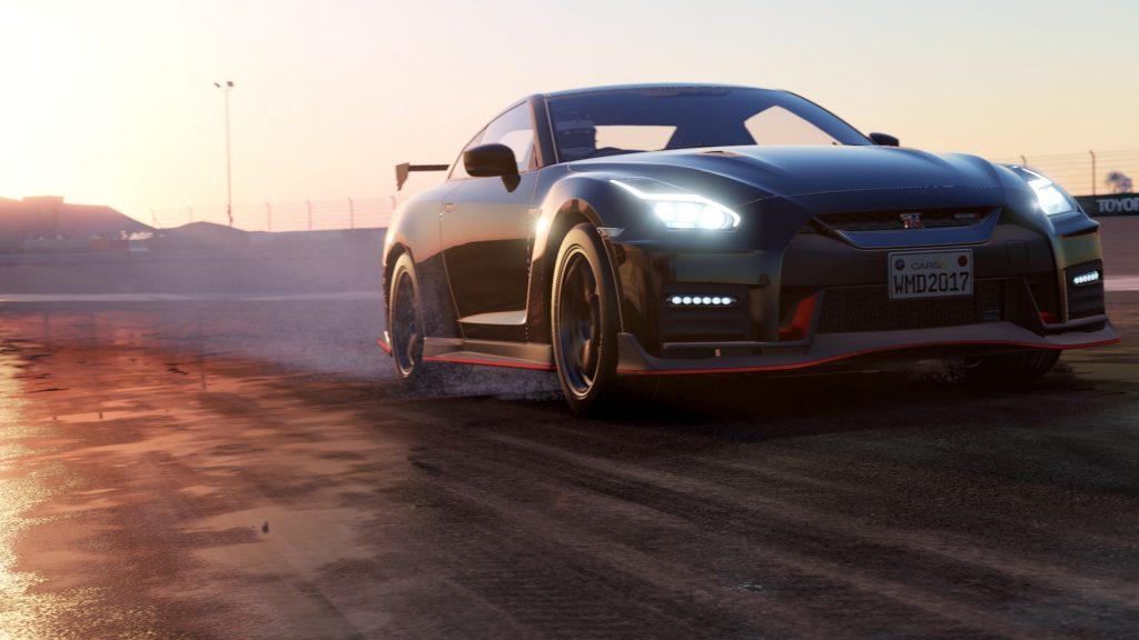 скриншот из игры Project CARS 2