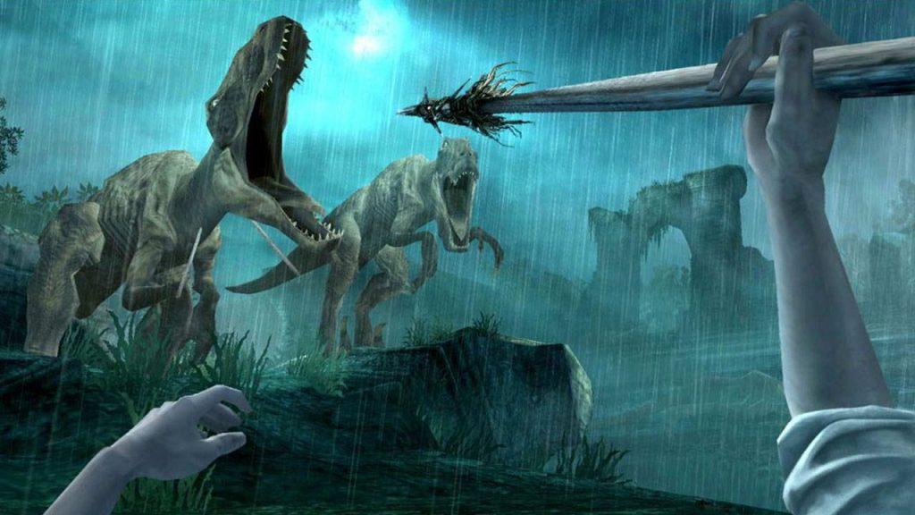 скриншот из игры Peter Jackson's King Kong