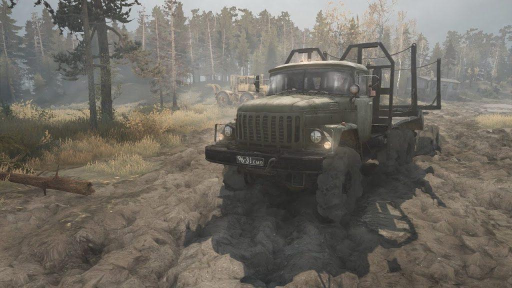 Spintires: MudRunner скриншот игры