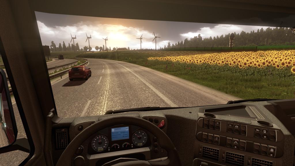 скриншот из игры euro truck simulator 2