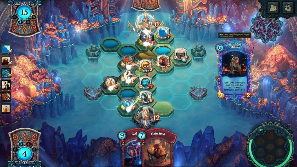 скриншот faeria