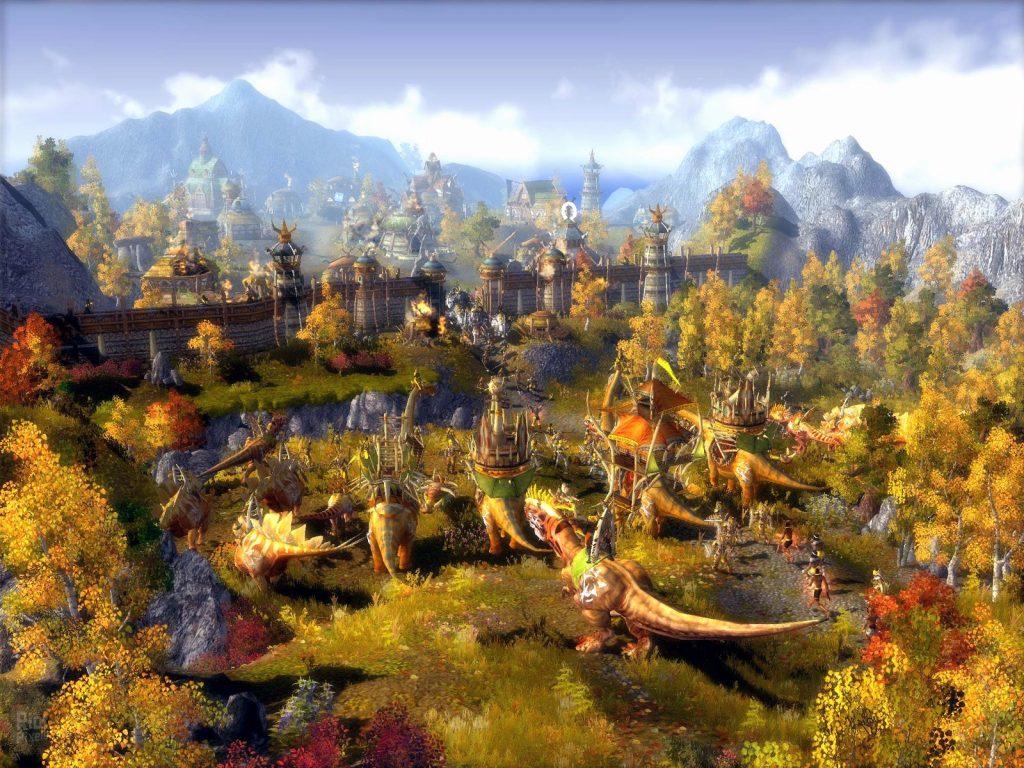 скриншот из paraworld