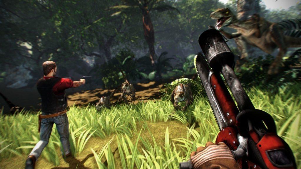 скриншот из игры primal-carnage