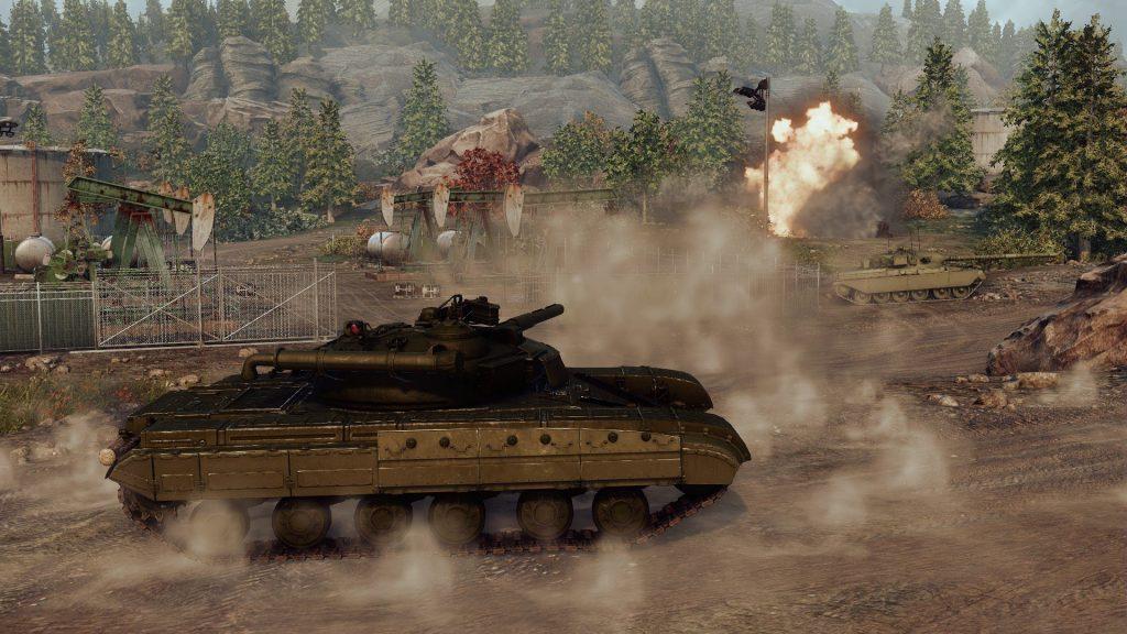 Armored Warface скриншот игры