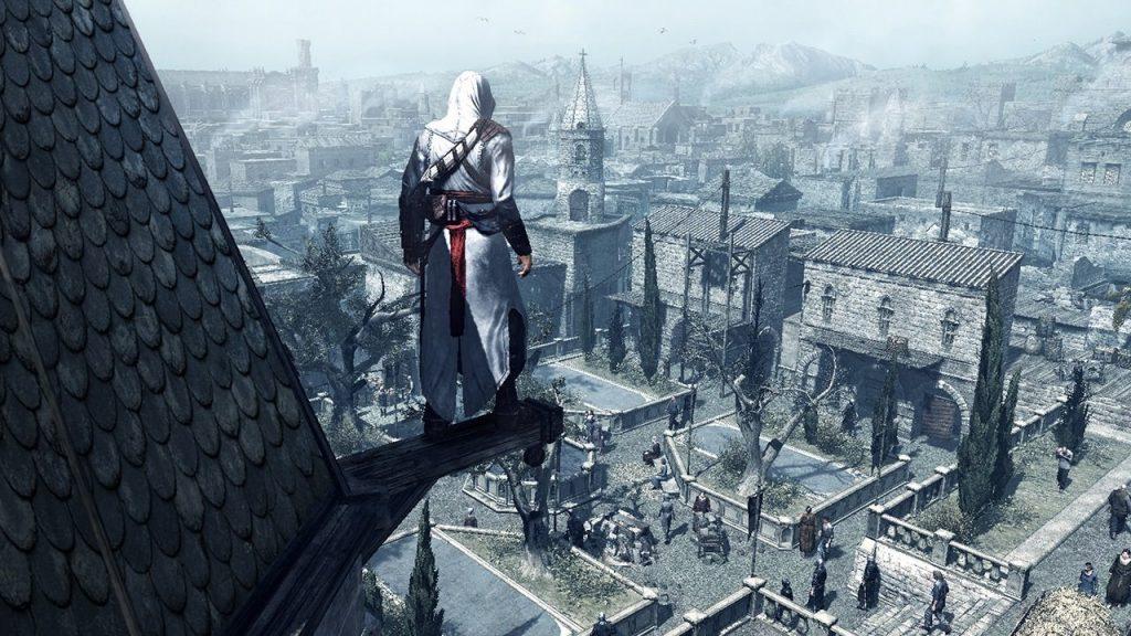 скриншот из игры Assassin's Creed