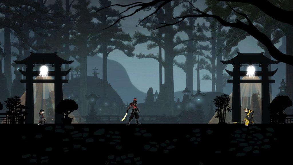 скриншот из игры Mark of the Ninja