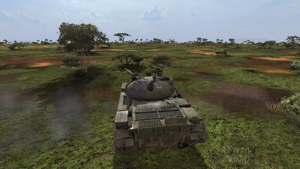 скриншот игры Steel Armor: Blaze of War