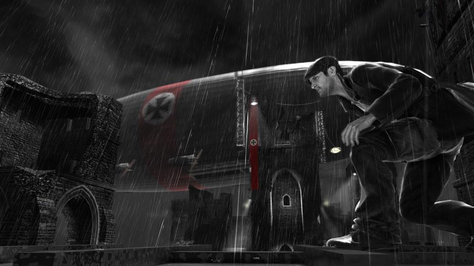 скриншот из игры The Saboteur