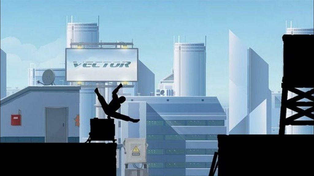 скриншот из игры Vector