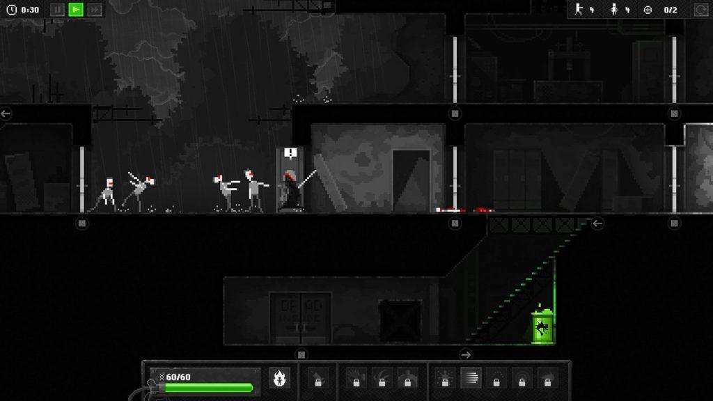 скриншот из игры Zombie Night Terror