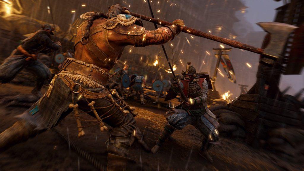 скриншот из игры for honor