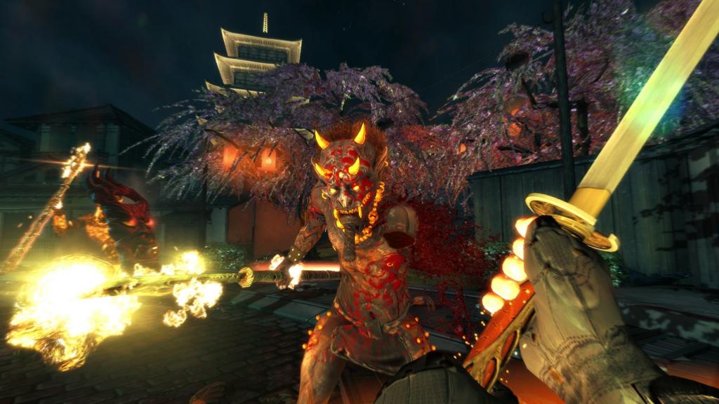 скриншот из игры shadow warrior 3