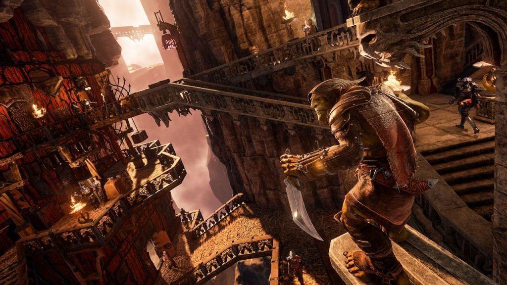скриншот из игры styx