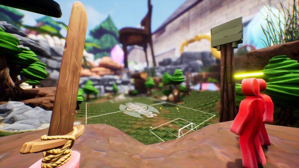 скриншот из supraland