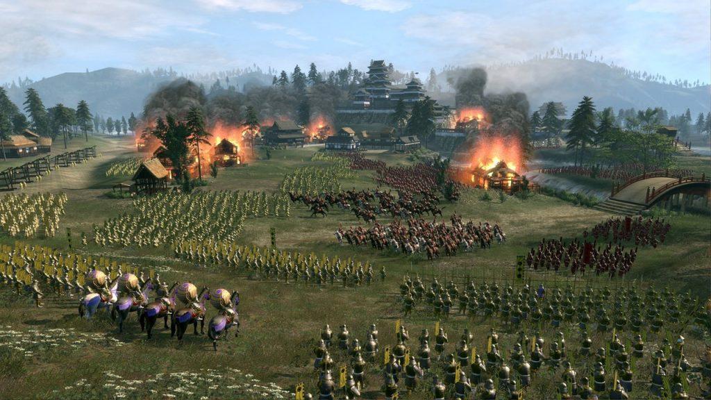 скриншот из игры total war