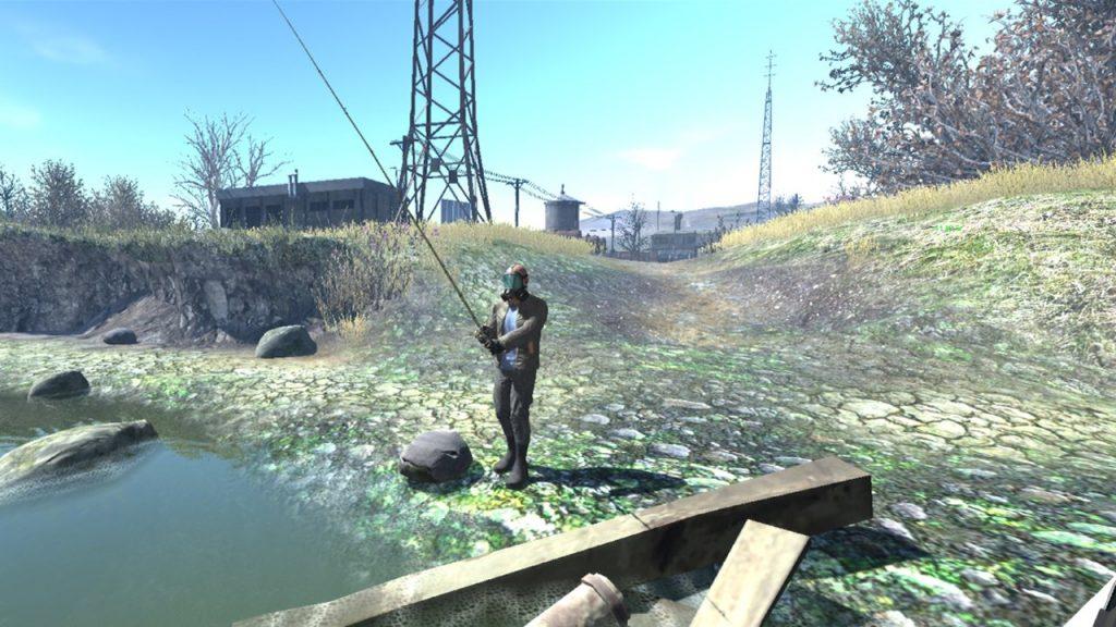 скриншот из Atom Fishing 2