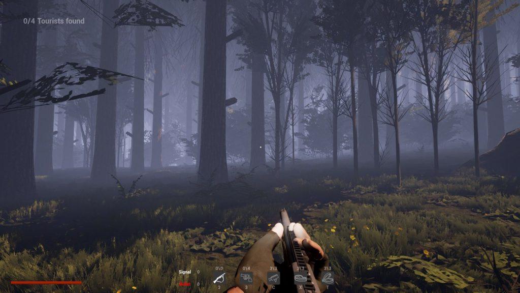 скриншот из BIGFOOT