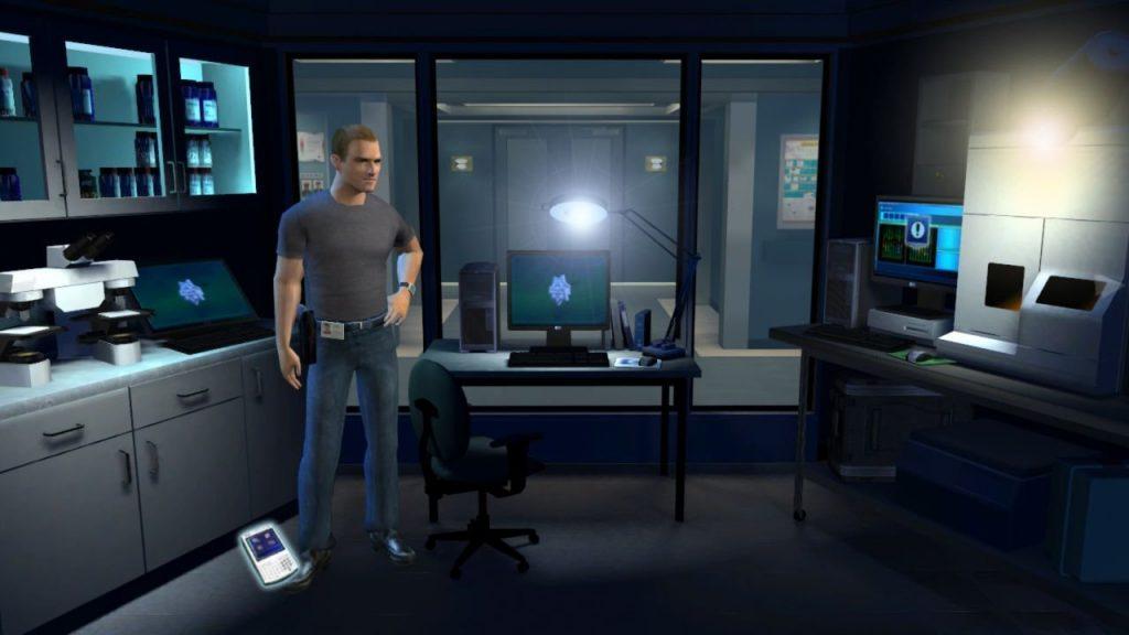 скриншот из csi